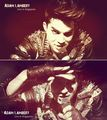 hey!I♥u - adam-lambert photo
