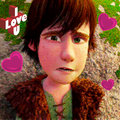 hiccup - how-to-train-your-dragon fan art