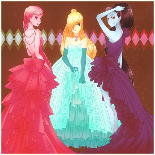 its dress time