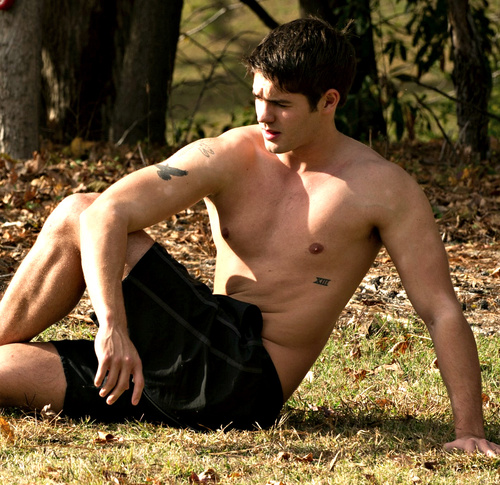 Jeremy Gilbert wallpaper containing a hunk titled jeremy gilbert
