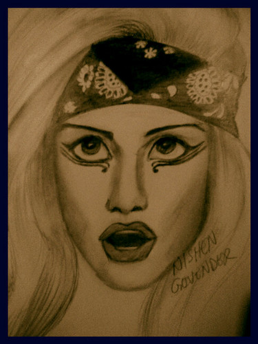 judas drawing