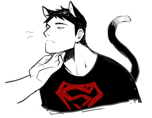 kitty superboy2