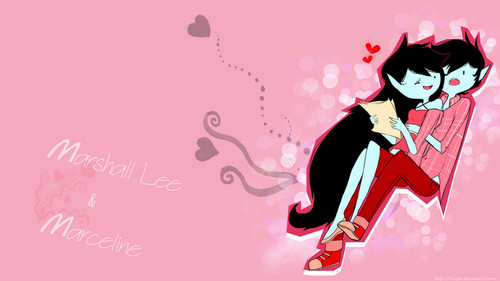 marshall lee and marceline
