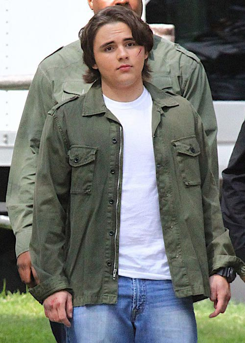 michael jackson's son prince jackson march 2013