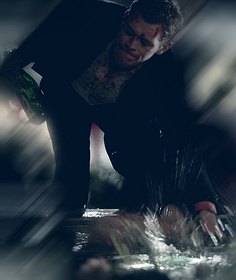 mikaelsons + drowning