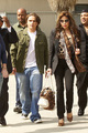 mj's son prince jackson and his aunt latoya jackson march 2013 - michael-jackson photo
