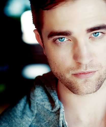 my Robert and his beautiful blue eyes