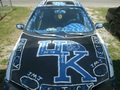 my brothers car!! hes def a BIG FAN