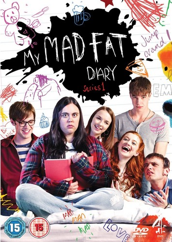 My Mad Fat Diary wallpaper containing anime called My Mad Fat Diary