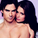 nian - ian-somerhalder-and-nina-dobrev icon