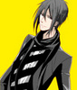 Sebastian Michaelis photo possibly with anime entitled one hell of a butler