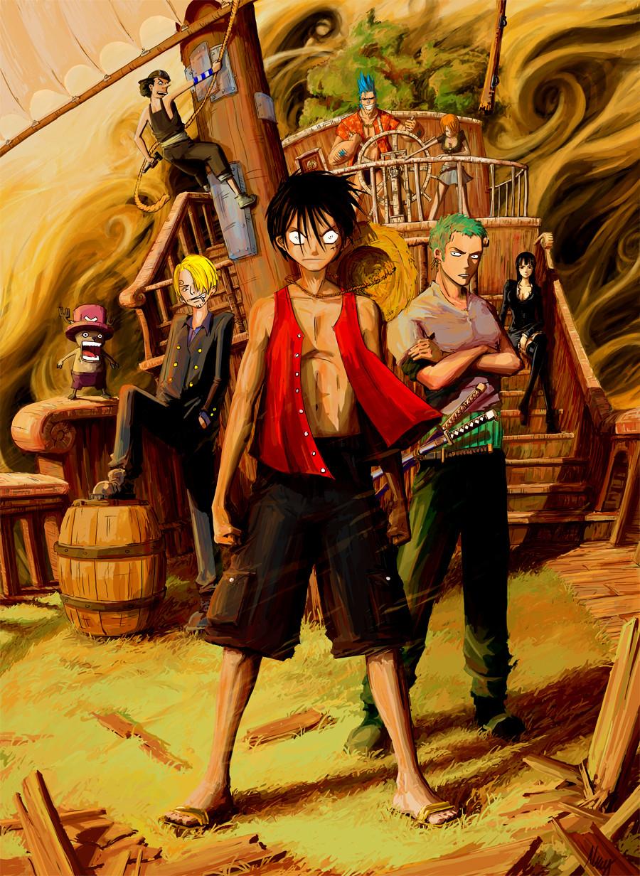 One Piece One Piece Fotografia 33813663 Fanpop