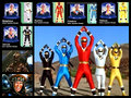 power ranger alien team! - the-power-rangers fan art