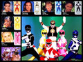 power rangers M.M team!