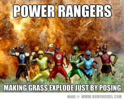 power rangers havee skill