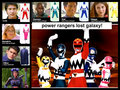 power rangers lost galaxy team! - the-power-rangers fan art