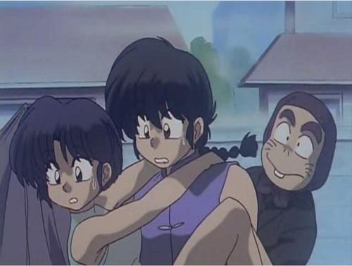 ranma 1/2 OVA 9 ranma and akane