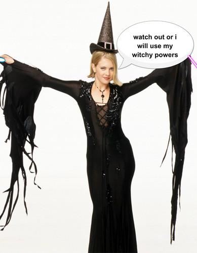 sabrinas witchy powers