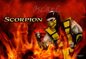scorpion - random anime rp for teens Fan Art (33821840