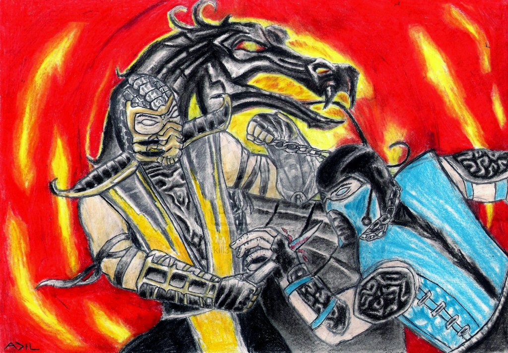 random anime rp for teens images scorpion and scorpion HD