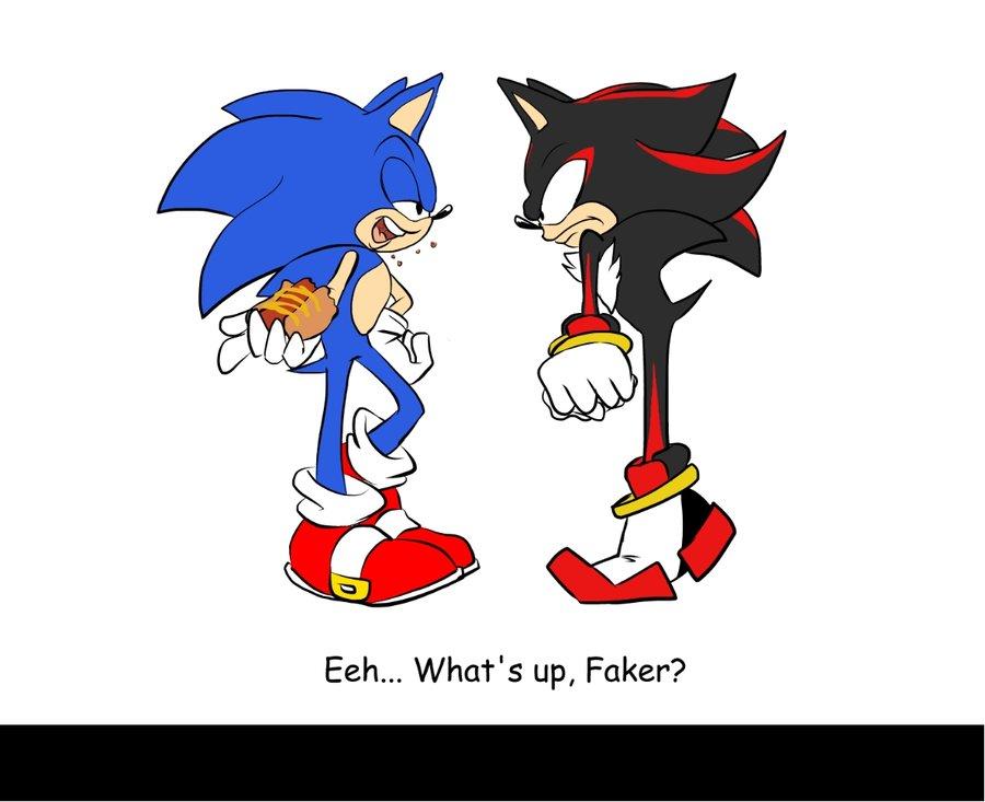 Sonic Funny