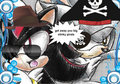 stinky pirate - sonic-shadow-and-silver fan art