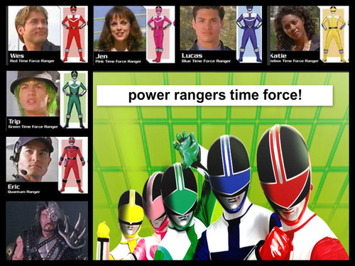 time force team!