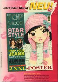 top, boven model magazines