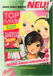 top, boven model magazines