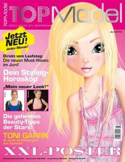 oben, nach oben model magazines