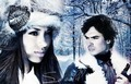 winter bamon - damon-and-bonnie photo