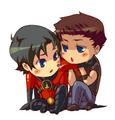 superboy robin