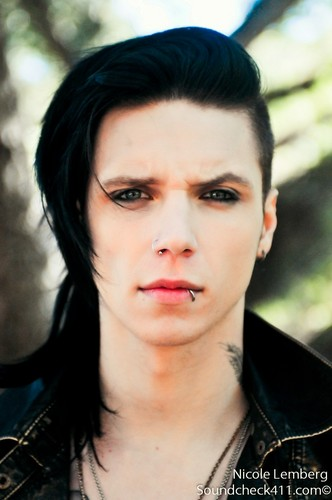 Andy Sixx Hintergrund containing a portrait titled ★ Andy ☆
