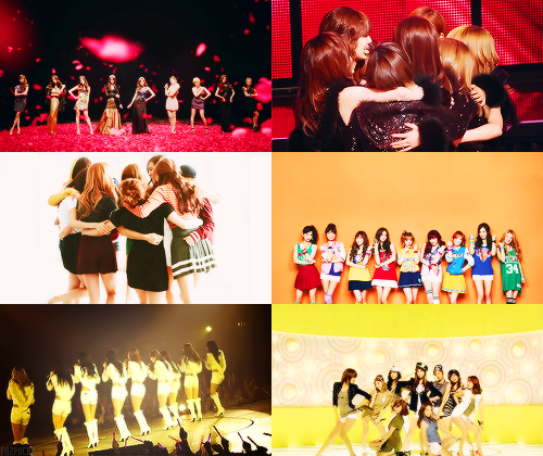 Girls' Generation~♥♥