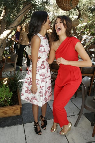 Nina Dobrev at 2nd Annual 25 Most Powerful Stylists Luncheon HQ