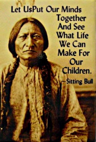 ★ Sitting Bull ☆