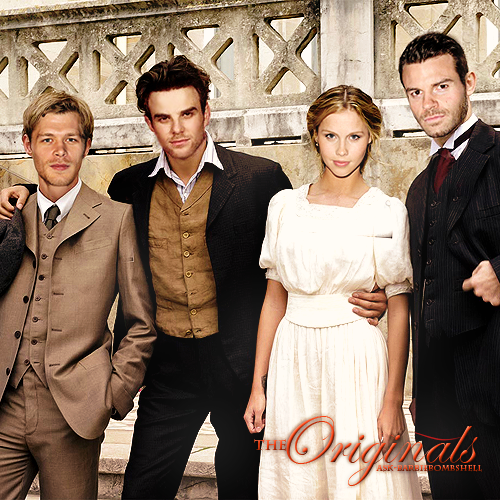 || THE ORIGINALS || »»> 1900, New Orleans