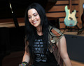 &quot;Top 20 Countdown&quot; at KMA Studios in NYC 2012 - amy-lee photo