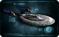 «USS Enterprise NCC-1701 E»  - star-trek photo