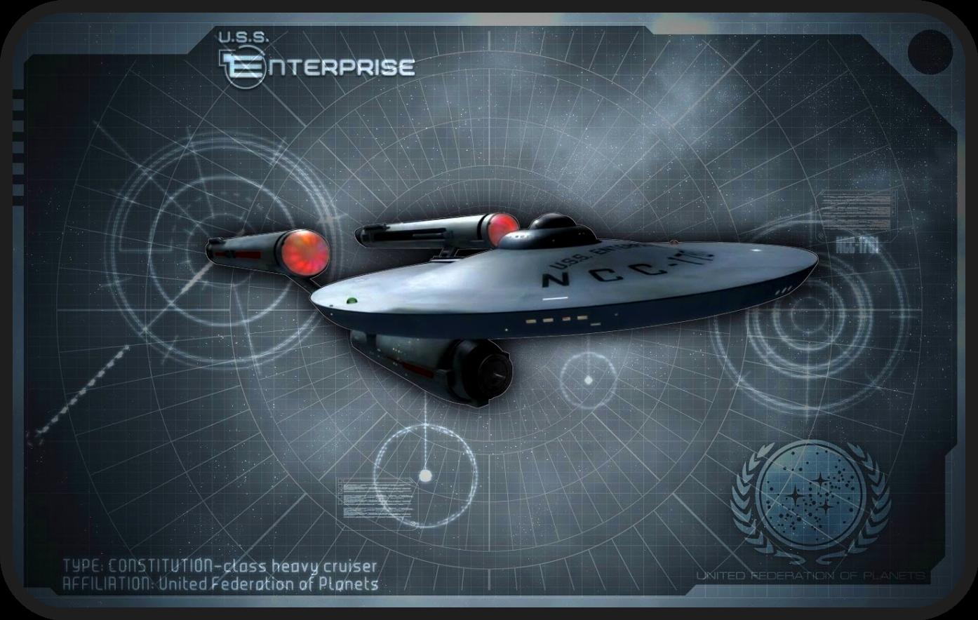 «USS Enterprise NCC-1701»