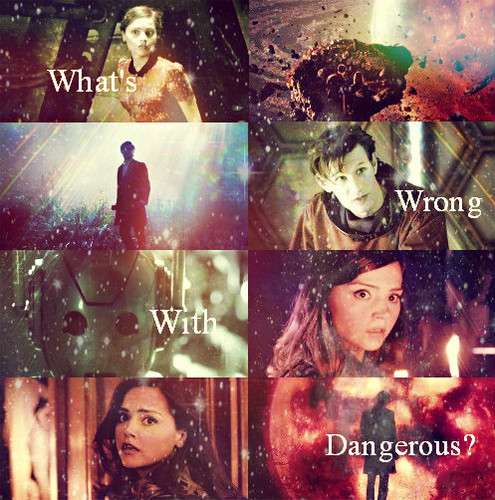 'What's wrong with 'Dangerous'?'