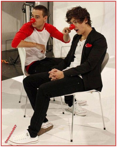 1D  for Comic Relief 2013