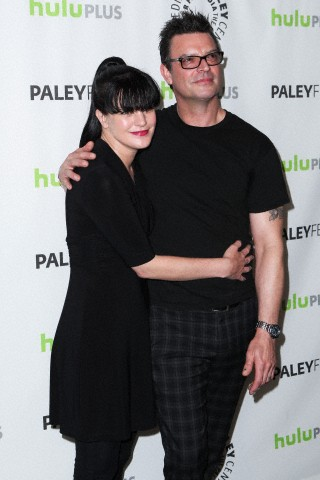 "Pauley Perrette wallpaper containing a well dressed person called 30th Annual PaleyFest: The William S. Paley Television Festival - ""The Big Bang Theory"" 13/03/2013"