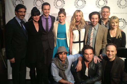 "30th Annual PaleyFest: The William S. Paley televisie Festival - ""The Big Bang Theory"" 13/03/2013"