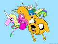 Adventure Time - adventure-time-with-finn-and-jake wallpaper