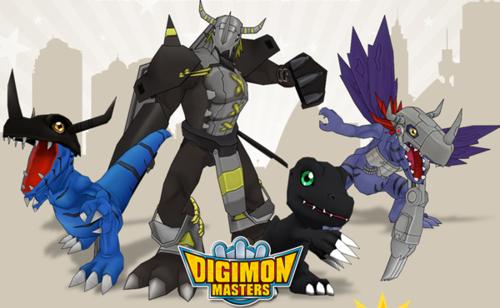 Agumon (Black) Evolution Line