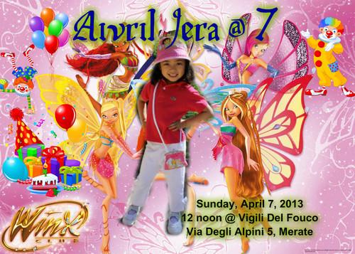 Airil bday