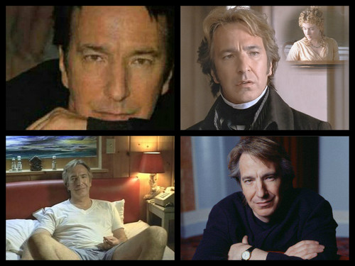 Alan Rickman himself