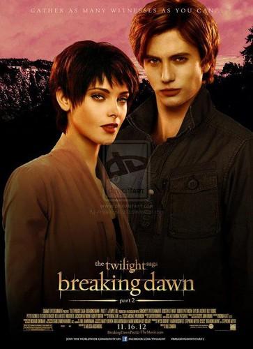 Alice Breaking Dawn