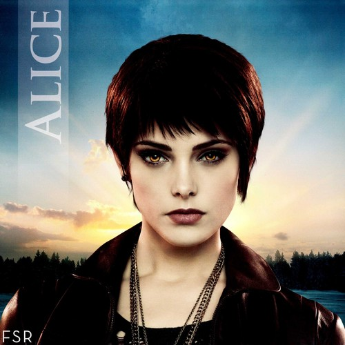Alice Breaking Dawn